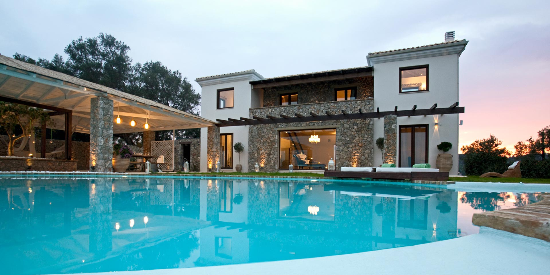 corfu luxury villa piedra reservations